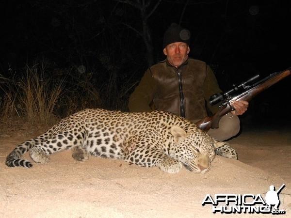 2014 Leopard hunters