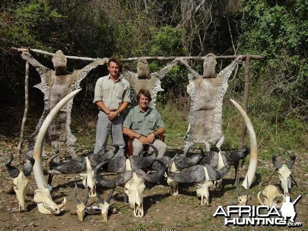 Trophies Tanzania