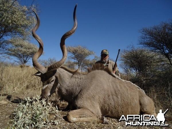 What a kudu