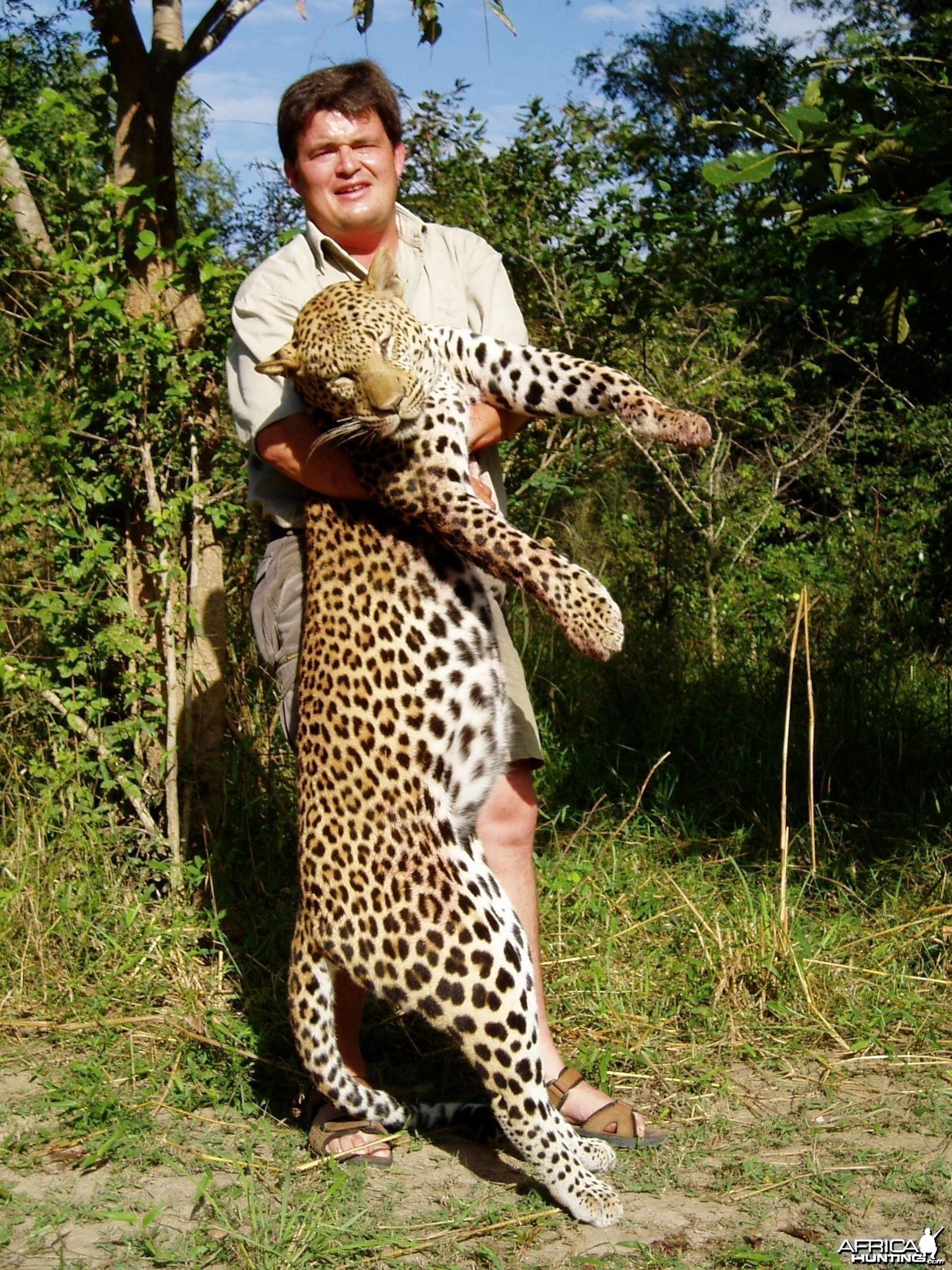 Chui - Leopard Tanzania