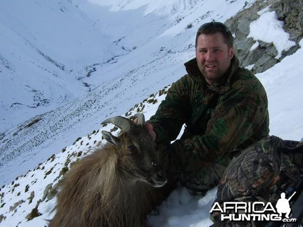 Hunting Thar