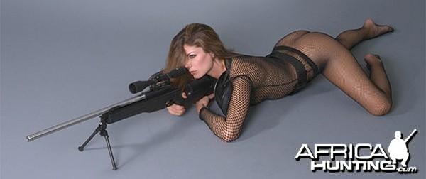 Gun and Girl