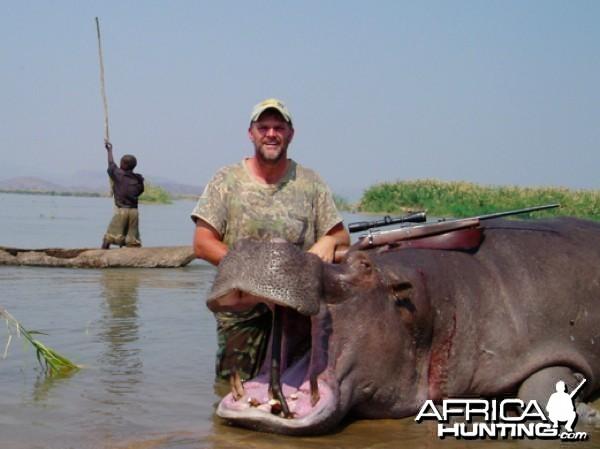 Hippo Mozambique