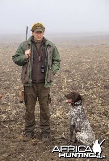 Hunting Romania