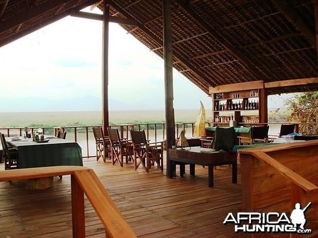Kilombero Lodge Tanzania