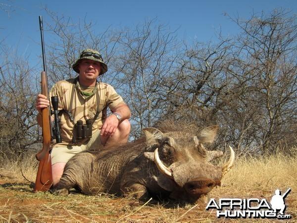 Warthog 2015 Limpopo
