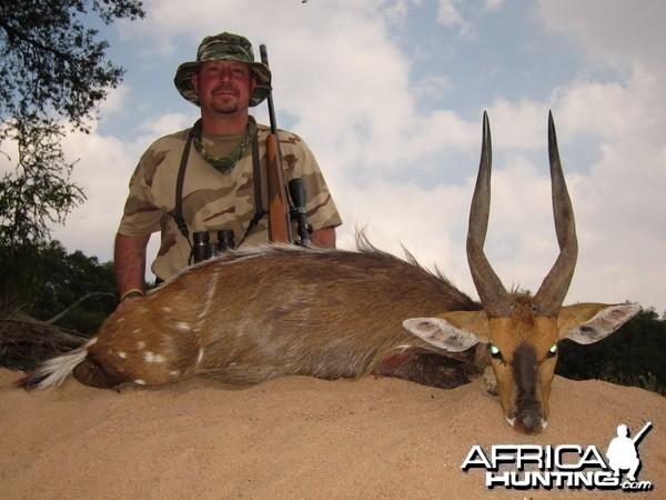 Bushbuck Limpopo 2015