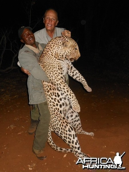 Another Great Cat for Spear Safaris