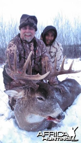 Saskatchewan Deer Hunt