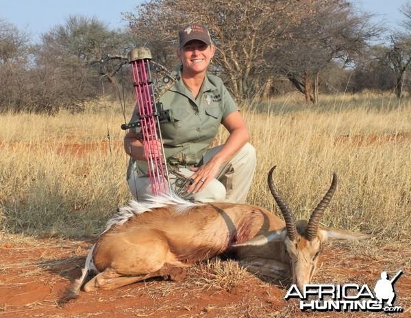 Springbok Limcroma Safaris 2015