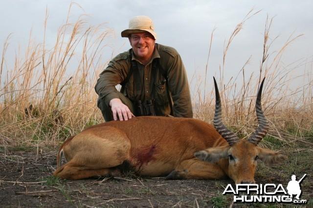 Hunting Puku Tanzania