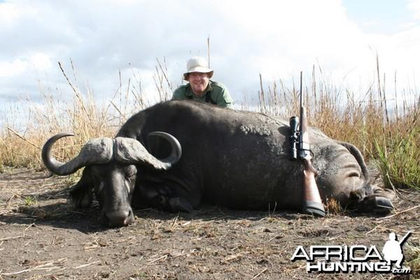 Cape Buffalo hunting in Tanzania