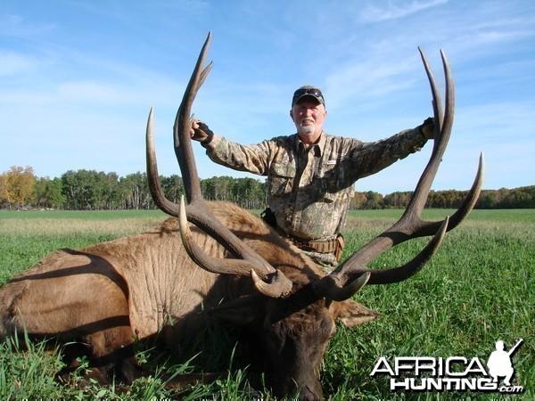 Saskatchewan Elk 2015