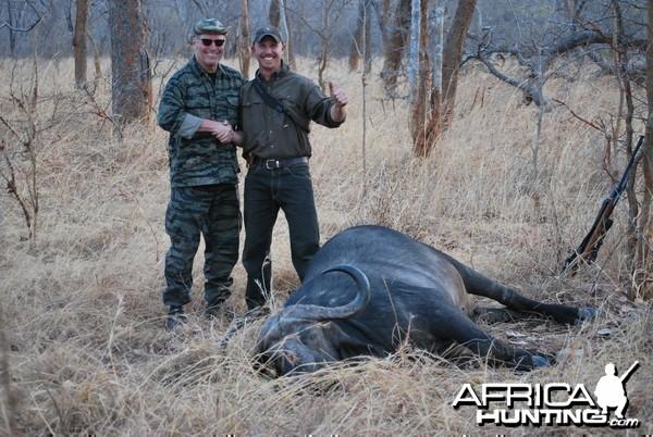Hunting Buffalo in Tanzania with Nathan Askew of Bullet Safaris