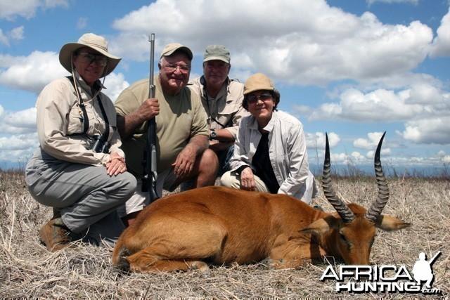 Puku Hunting in Tanzania