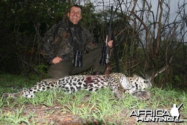 Leopard Hunting Tanzania