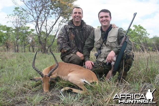 Impala Hunt Tanzania