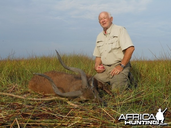 Sitatunga hunting