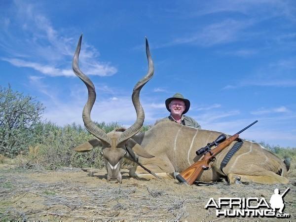 Kudu Namibia 2013