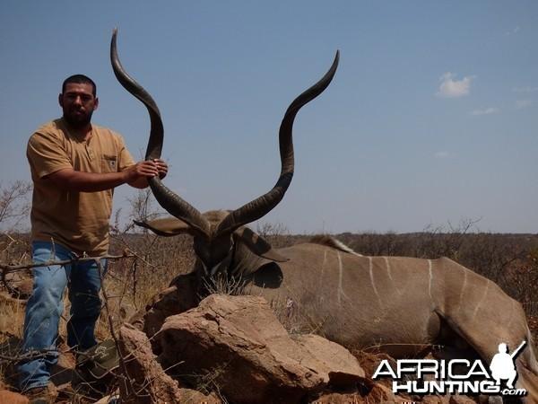 kudu 53 inches
