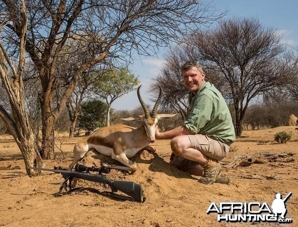 Springbok 14 inches