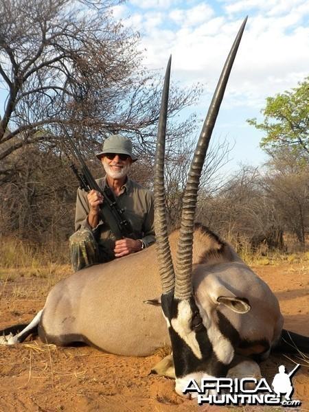 Gemsbok 36 inches