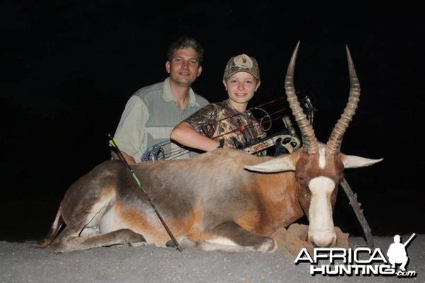Blesbok Motsomi Safaris