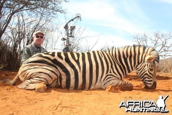Zebra Burchells