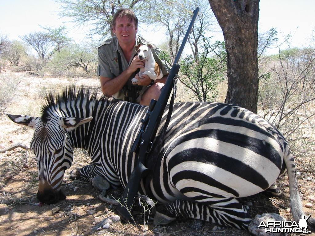 Terry Wagner Hartmann's Mt Zebra -  Namibia