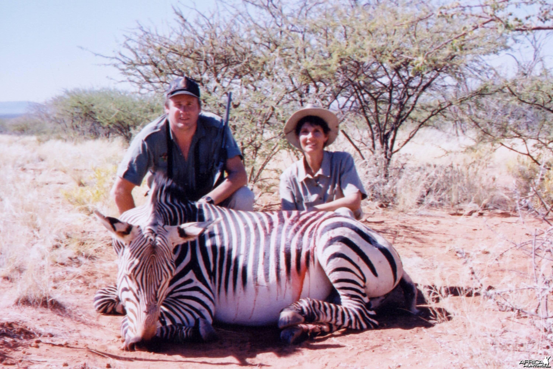 Terry Wagner Hartmann's Mt Zebra