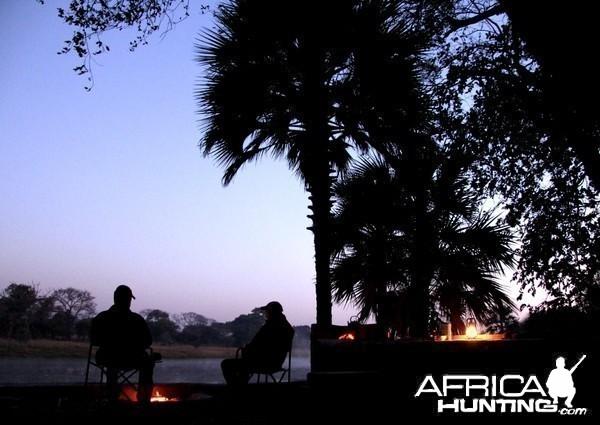 Dendro Park camp in Zambia