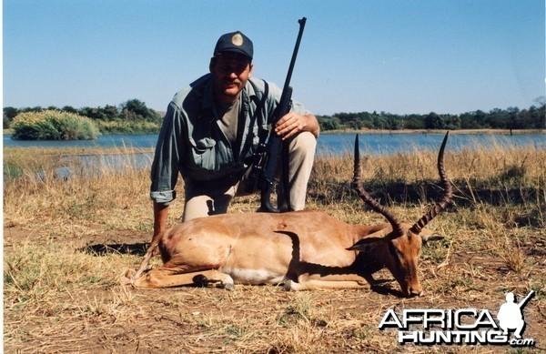 Terry Wagner Impala - Zimbabwe
