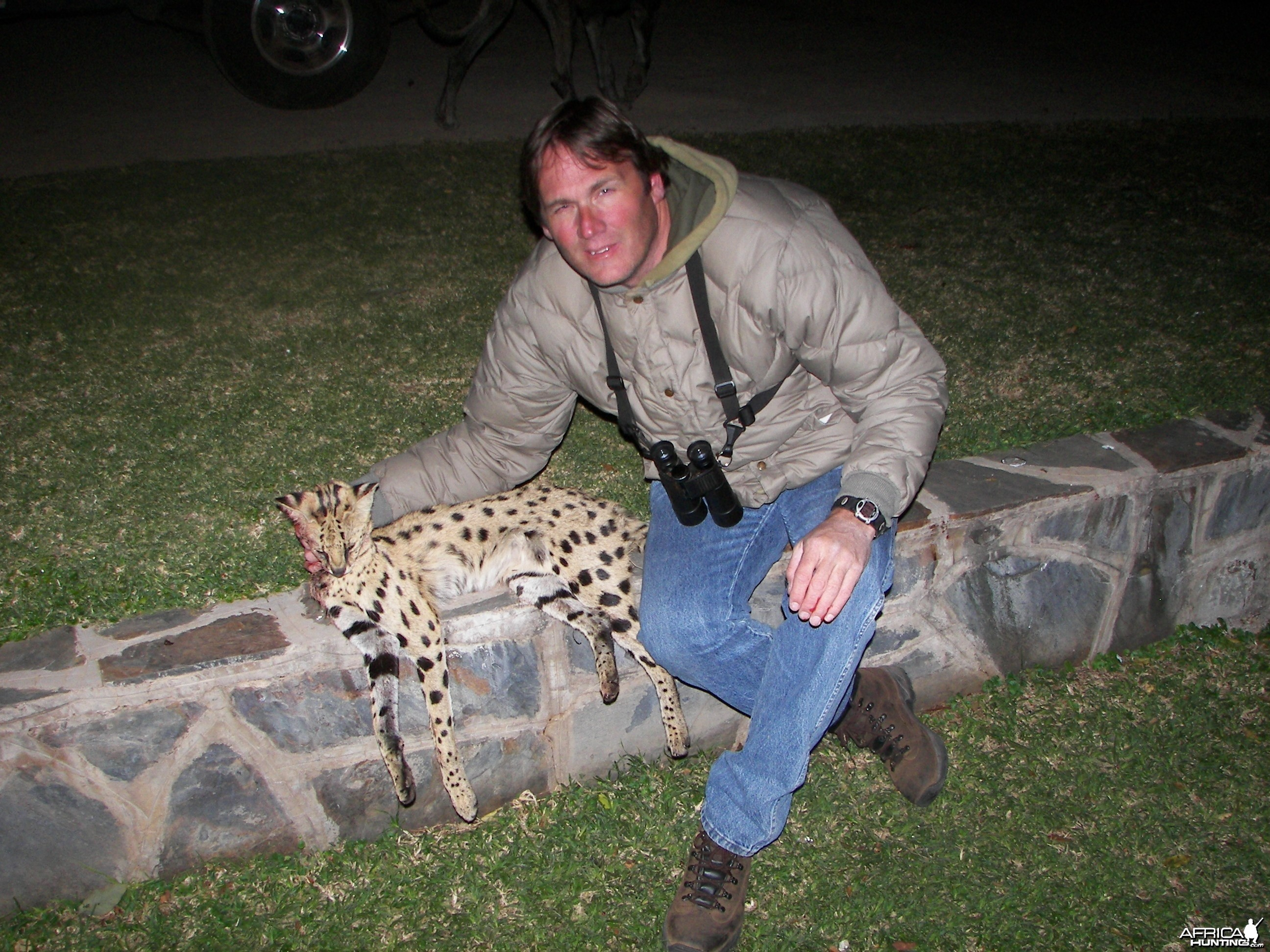 Terry Wagner Serval- Zimbabwe