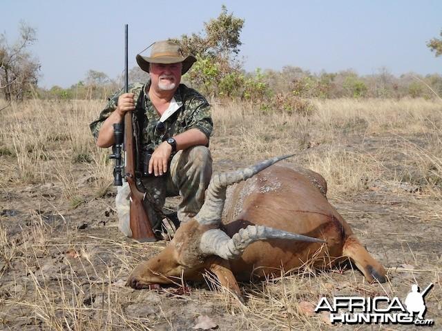 Burkina Hunt