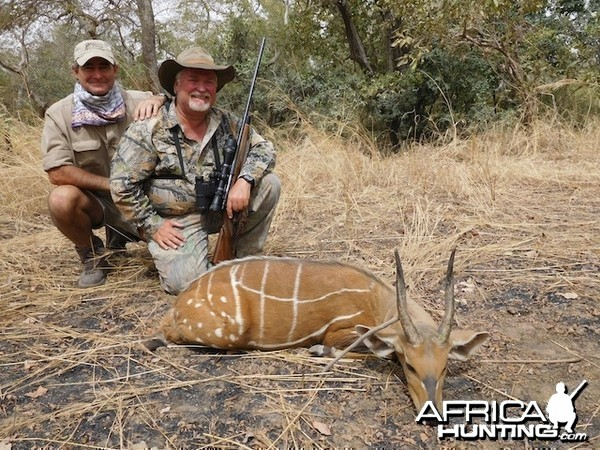 Burkina Hunt January 2016