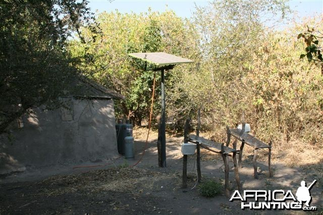 Classic Safaris Camp in Caprivi Namibia