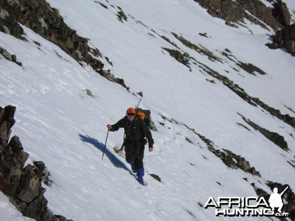 Thar hunting - mid winter 2009