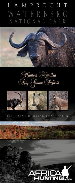 Waterberg Plateau Hunting in Namibia