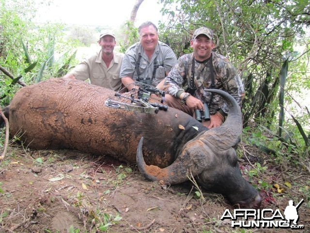 Nile Buffalo Hunt in Uganda