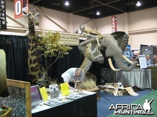 Safari Club International Convention - SCI
