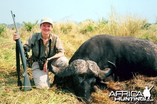 Hunting Buffalo in Mozambique