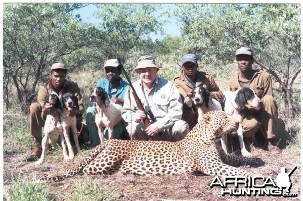 A Demon of a Serial Killer Leopard RSA