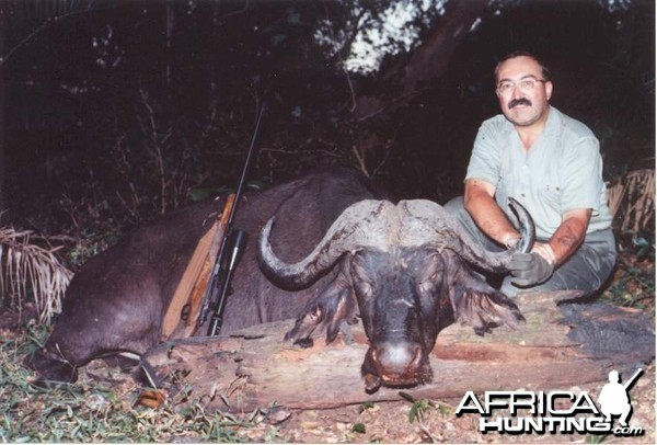 Buffalo Hunting in Mozambique