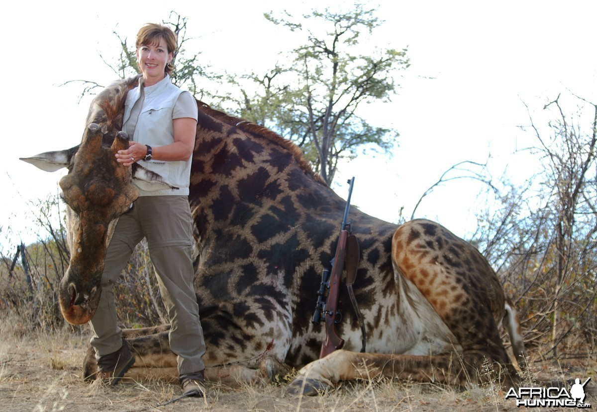 Giraffe '07 - Namibia