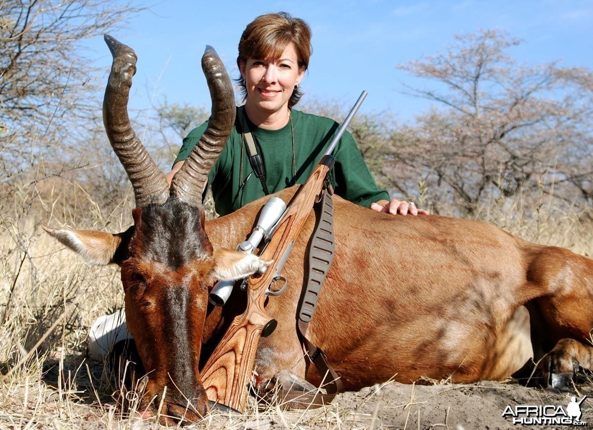 Hartebeest '07 - Namibia