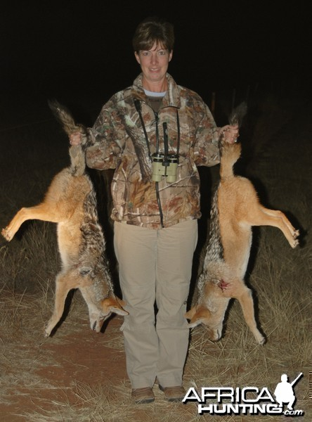 Jackals '09 - Namibia