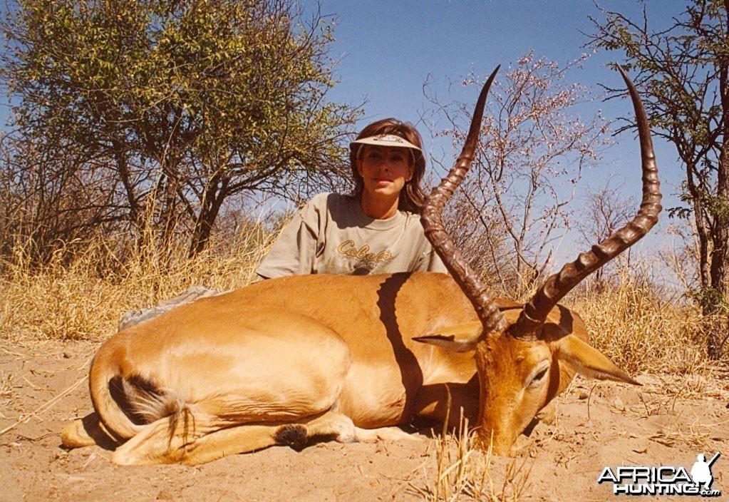 Impala '02 - Namibia