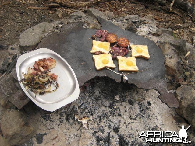 Wild Ram breakfast