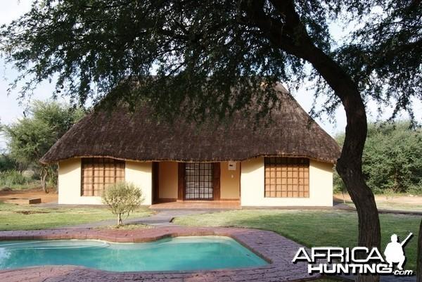 Cheetau Safaris Lodge Bungalow