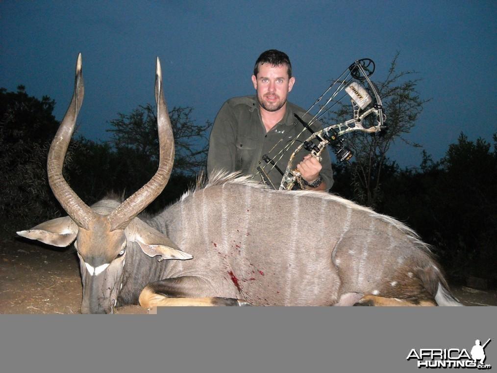 Bow Hunting Nyala